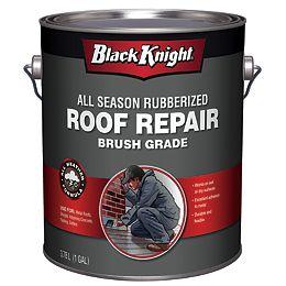 3.78L All Season Rubberized Premium Roof Repair Sealant