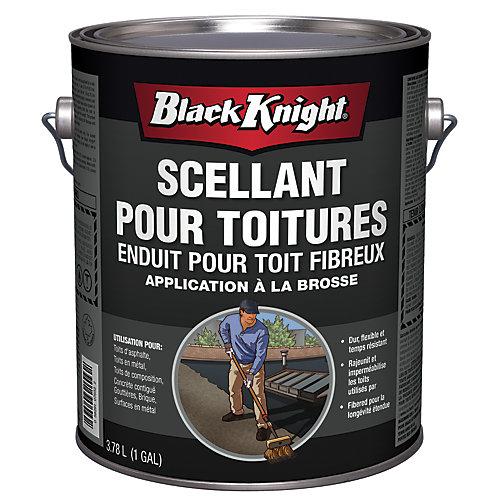 Scellant Pour Toitures - Enduit Pour Toit Fibreaux