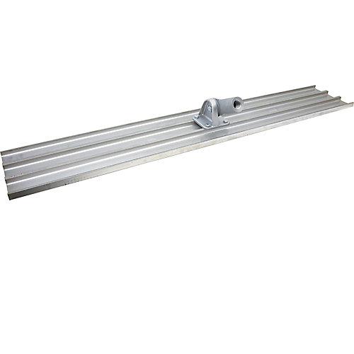 Taloche pour sol en magnésium 48 po X 8 po (122 cm x 20 cm)