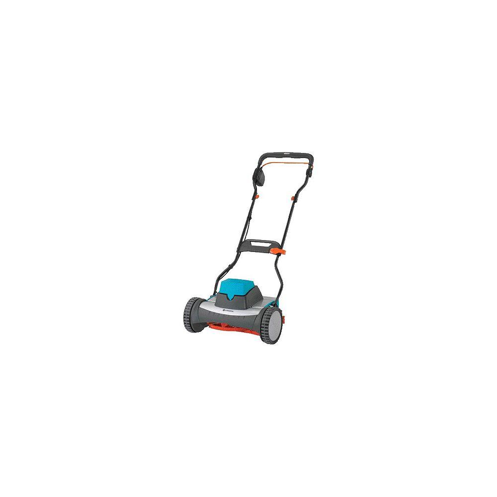 GARDENA 12V 380AC Cordless Reel Lawn Mower