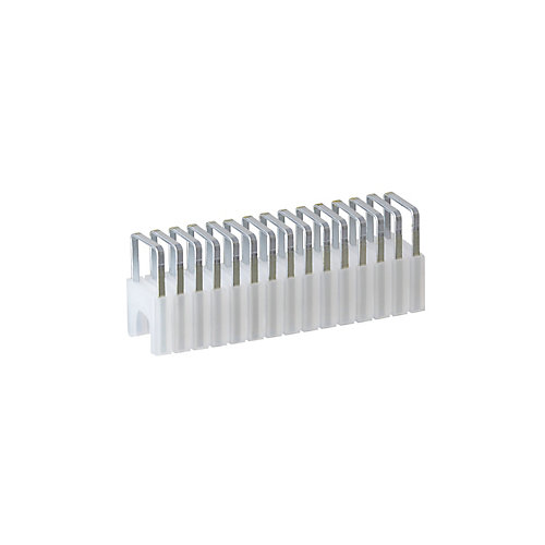 T59 Insulated Staples 5/16 inch x 1/4 inch - 300 ct
