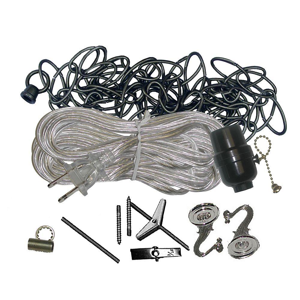 Atron Chrome Swag Kit