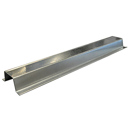 Drywall Furring Channel 2.75 inch x 12 ft. Galvanized Steel