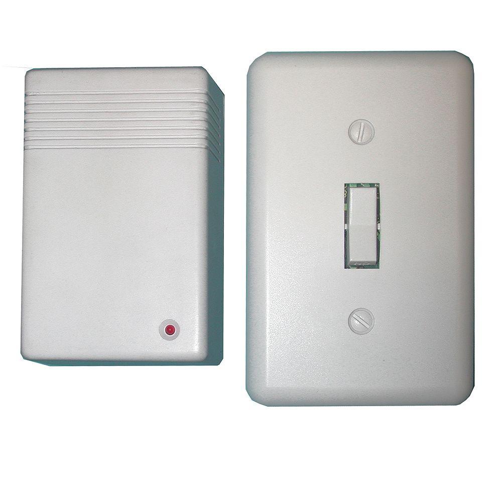 Atron Wireless Remote Wall Switch