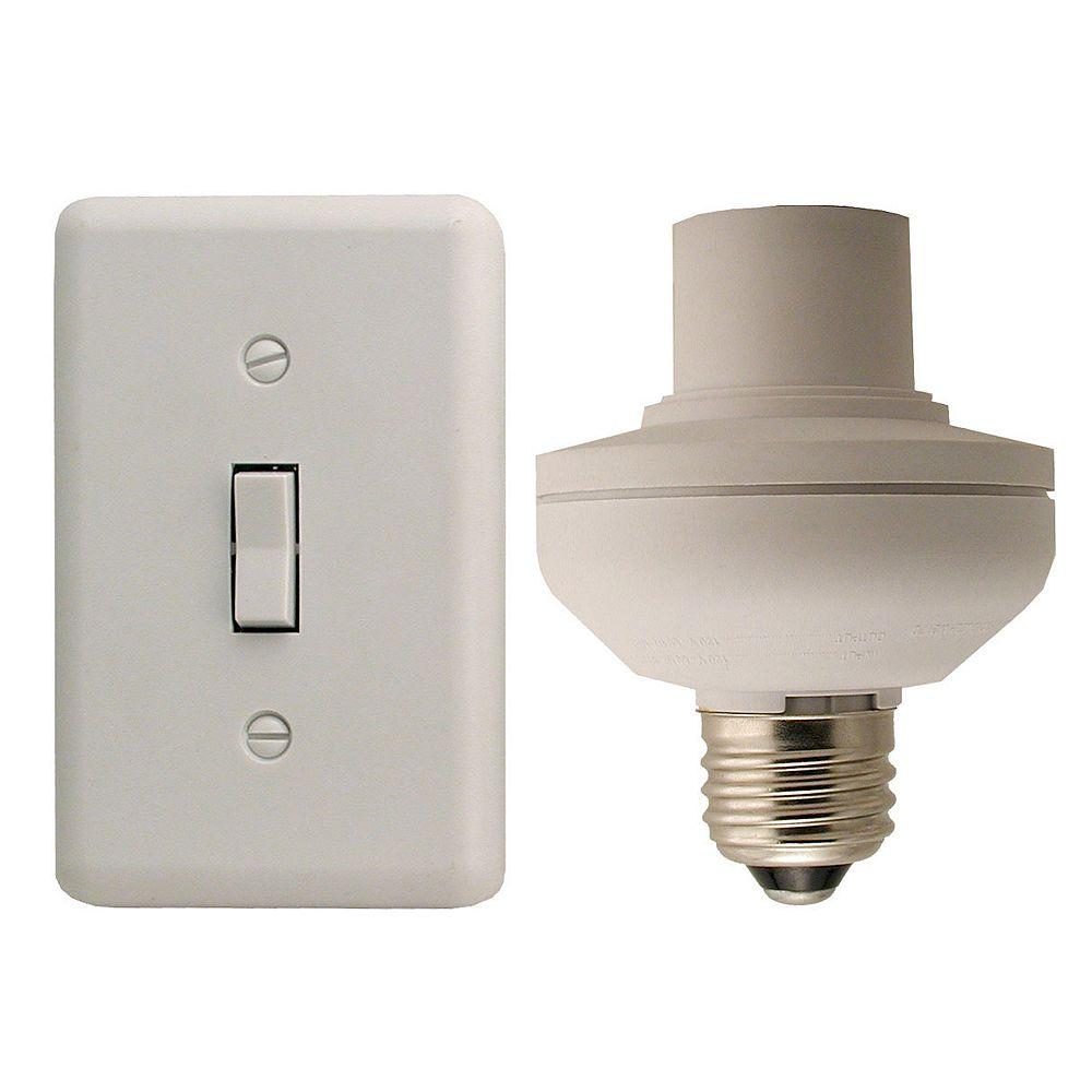 Atron Square Wireless Remote Wall Switch