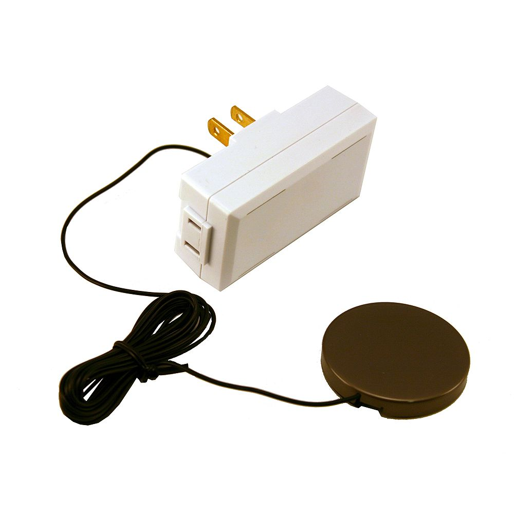 Atron Square Touch Lamp Dimmer