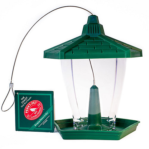 1.25 lb The Chalet Wild Bird Feeder
