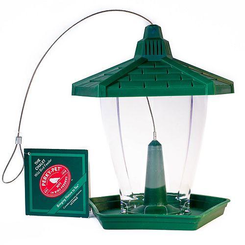 1.25 lb The Chalet Wild Bird Feeder