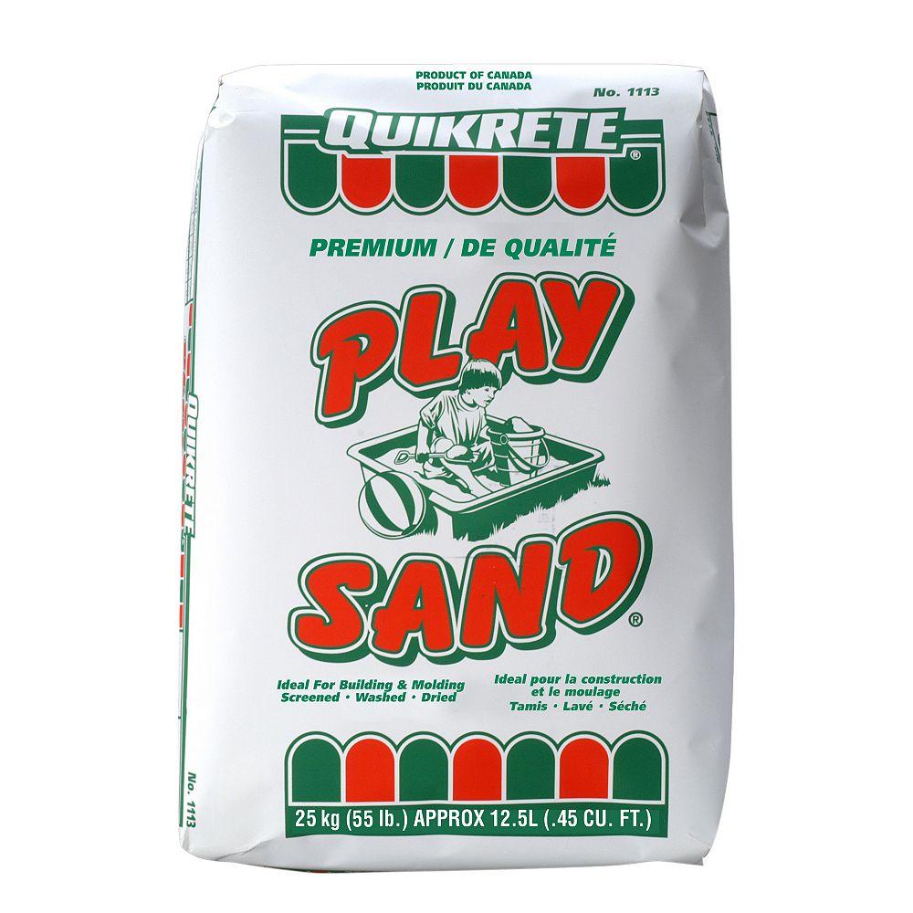 Quikrete Premium Play Sand 25kg