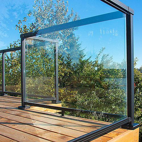42 inch Glass Panel