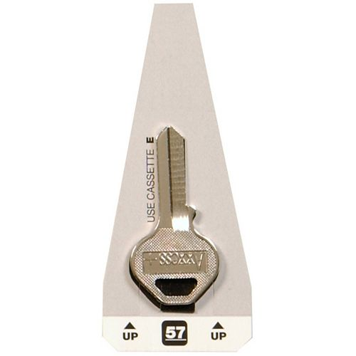The Hillman Group #57 Axxess Key - Masterlock Padlock Key