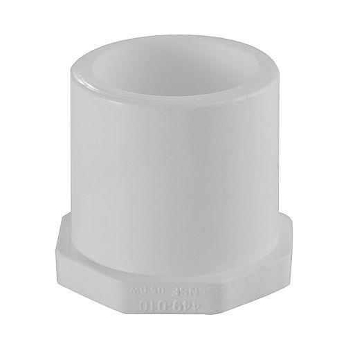 LESSO PVC Plug 1/2 Inch S