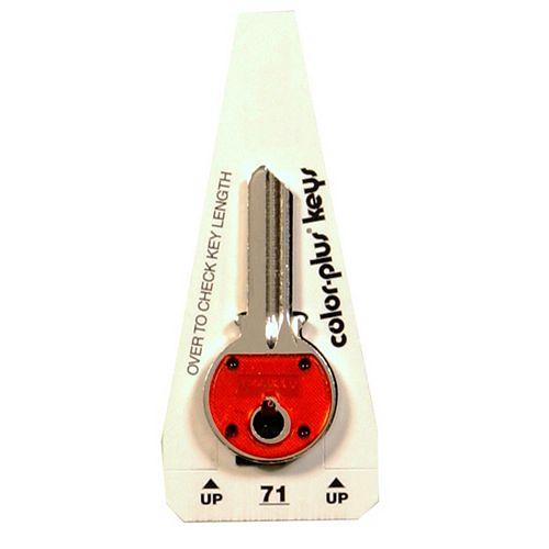 #71 Colourplus Axxess Key