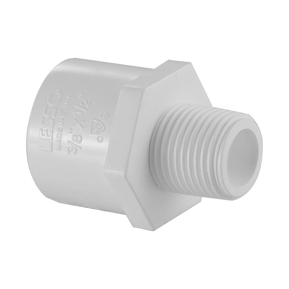 Lesso Male Adapter Pvc (MiptxSOC) 1 inch