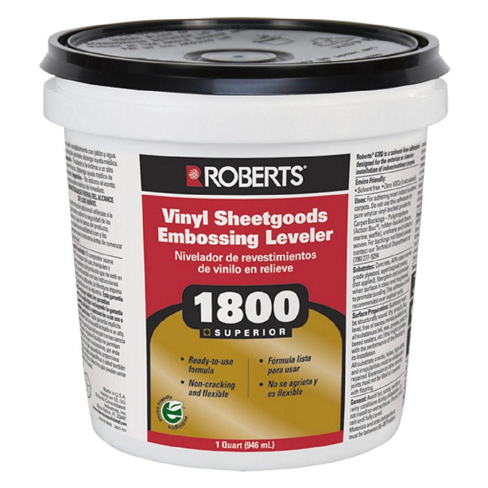 Roberts 1800, 946ML Vinyl Sheetgoods Embossing Leveler