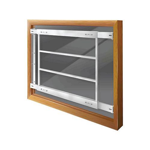 Barre pour fenêtre fixe 201 D, 29-42