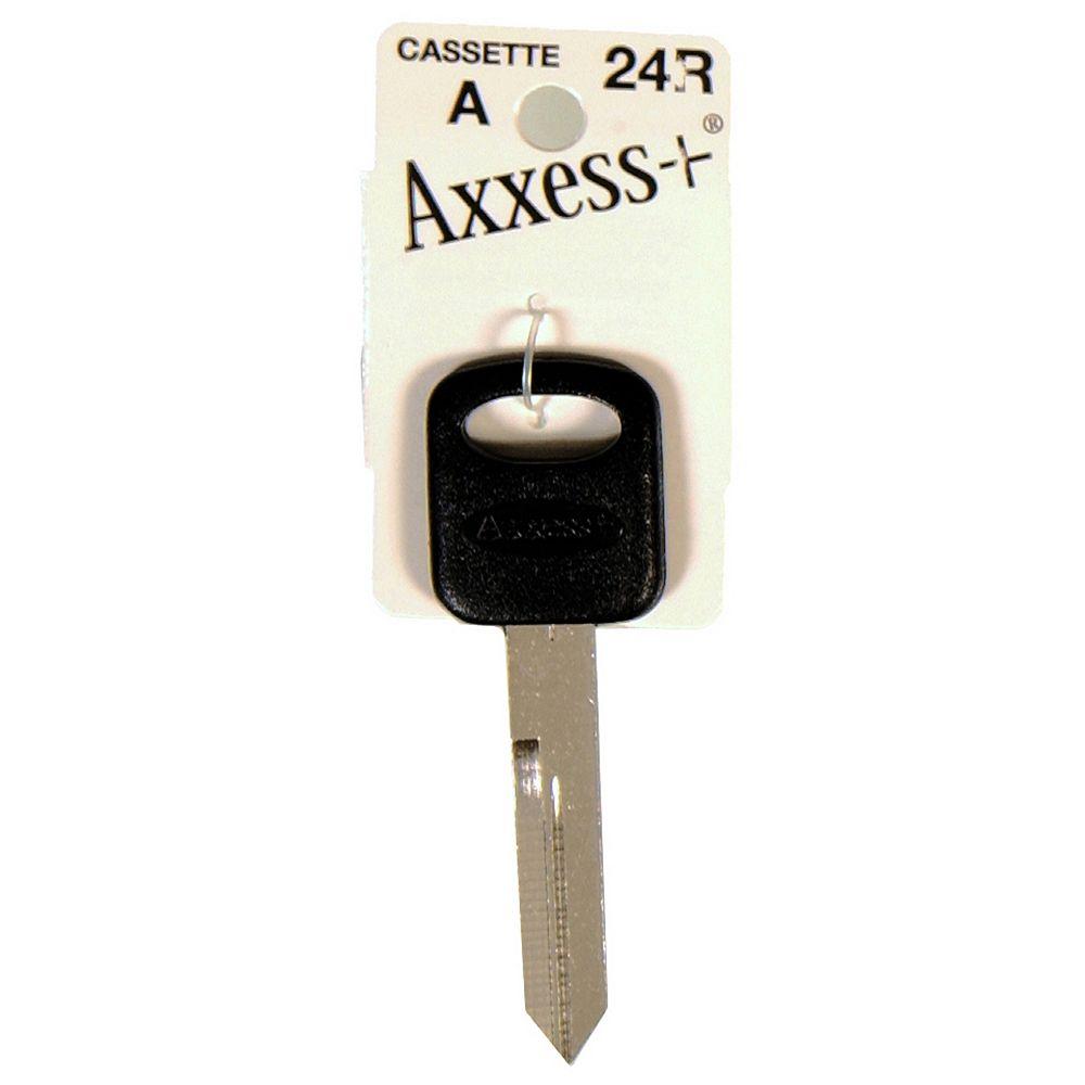 The Hillman Group #24r Rubberhead Axxess Key