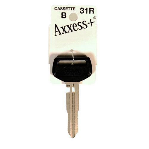 The Hillman Group #31r Rubberhead Axxess Key