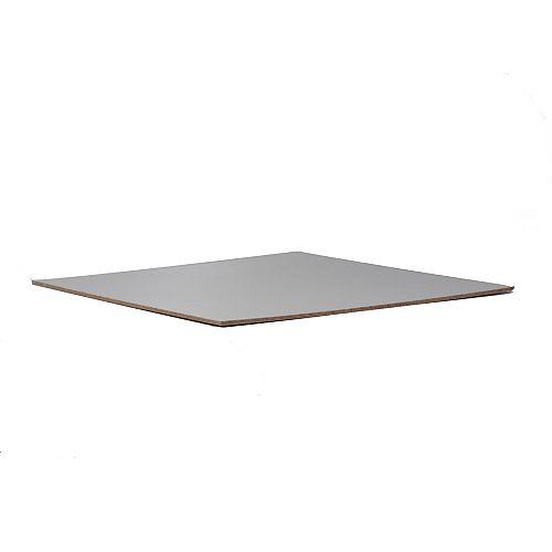 Cutler Group Panneaux de bois dur blanc 1/8 x 4 x 8