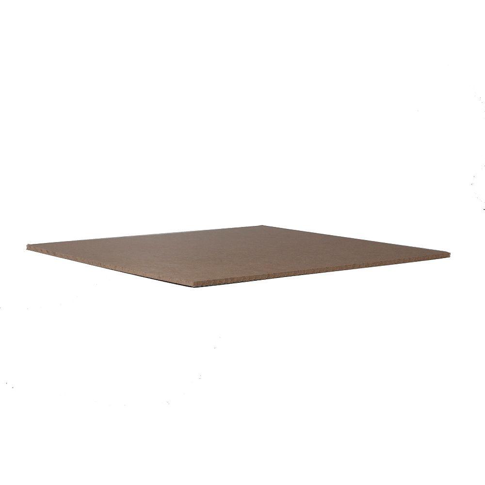 Metrie Standard Hardboard 1/4 x 4 x 8