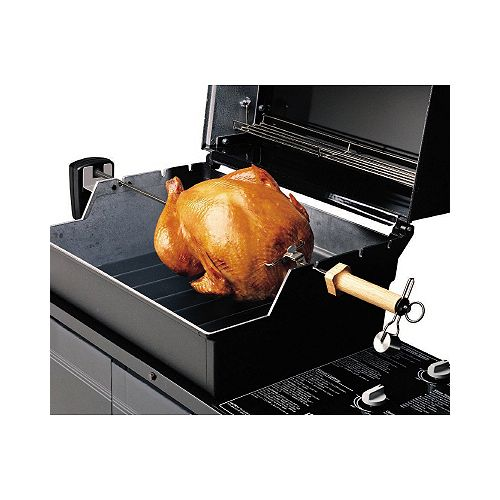 Gas Grill Rotisserie