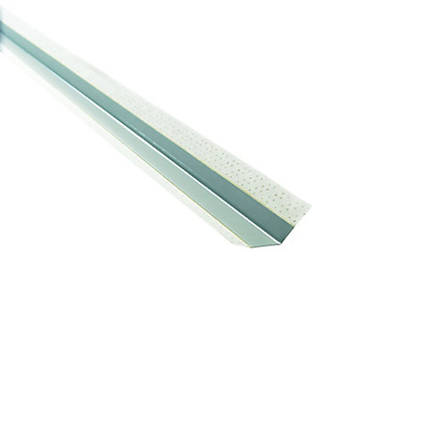 CGC Paper-Faced Metal Outside Corner Bead, B1 3/4 In. x 1/2 In. 135 degree Offset, 8 Ft.
