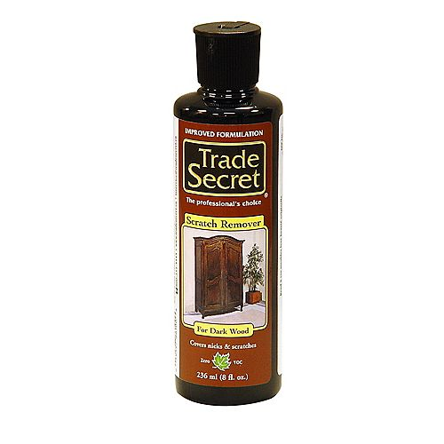 Scratch Remover Dark Wood 236Ml (S)