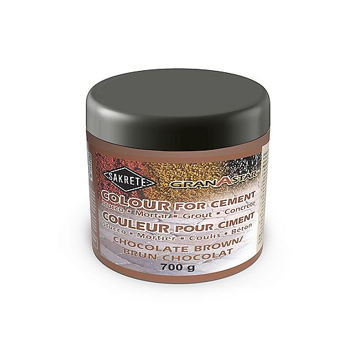 Colourant, Chocolate Brown, 700 g
