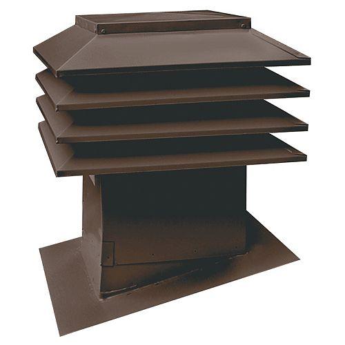 Ventilateur pour toit incline modèle 301