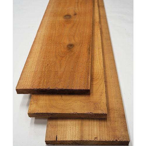 1 x 6 x 6 Cedar Fence