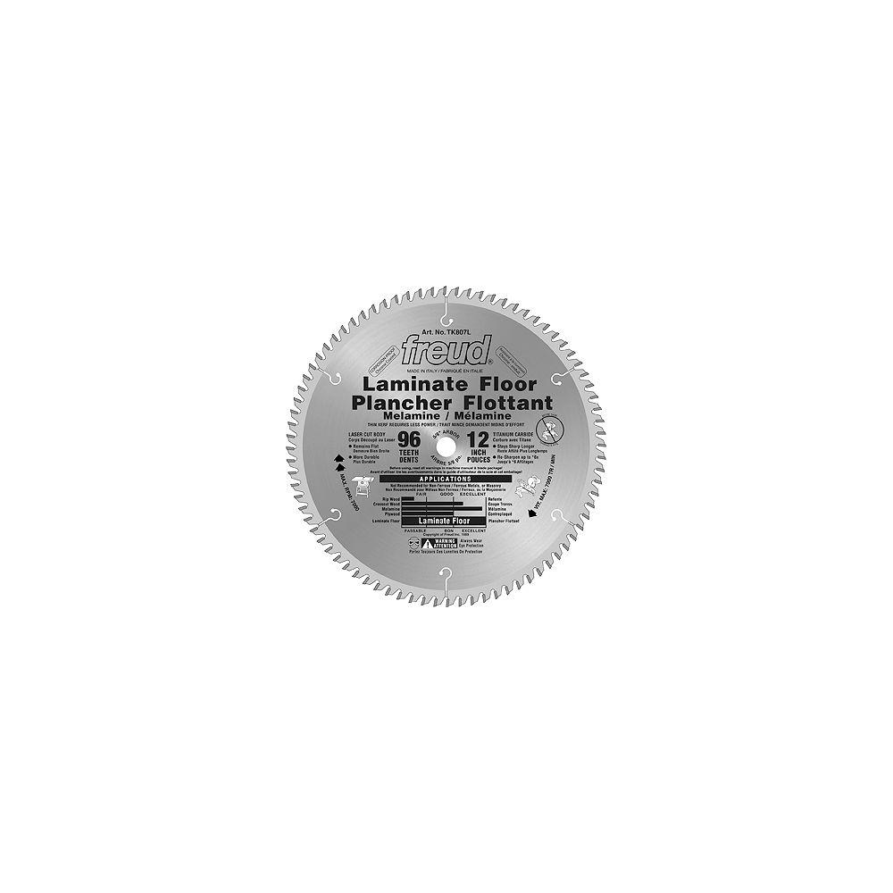 Freud Tooth Laminate Flooring Blade - 12 Inch x 96 Inch