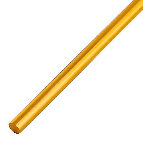 3/16 x 36-inch Brass Round Rods
