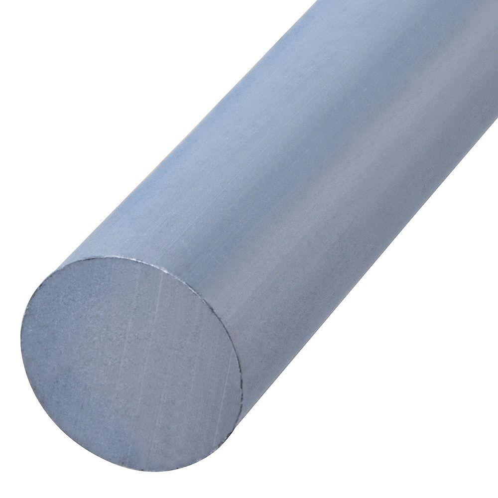 Paulin 3/8 x 48-inch Aluminum Round Rods