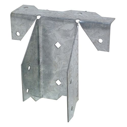RR Galvanized Ridge Rafter Connector for 2x6