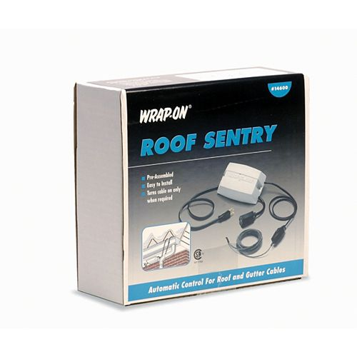 Roof Sentry De-Icing Cable Control