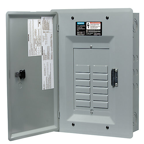 12/24 Circuit 100A 120/240V Loadcentre