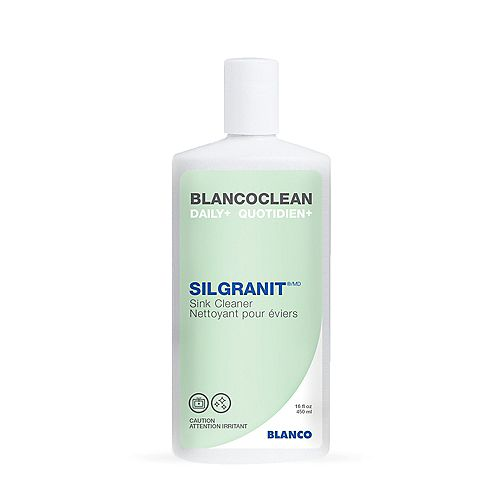 Blancoclean Coloured Sink SILGRANIT Cleaner (450 ml)