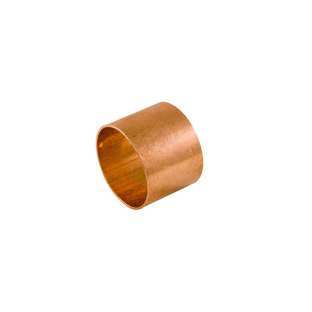 Aqua-Dynamic Fitting Copper Coupling 1-1/2 Inch Drain, Waste & Vent