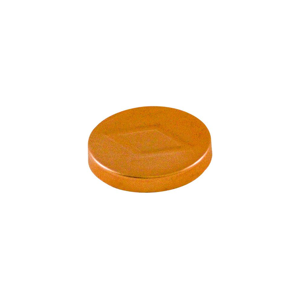 Aqua-Dynamic Fitting Copper Test Cap 1-1/2 Inch Drain, Waste & Vent