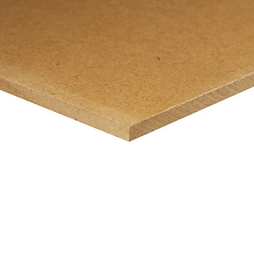 1/4 Inch  4 Feet x 4 Feet Hardboard Handy Panel