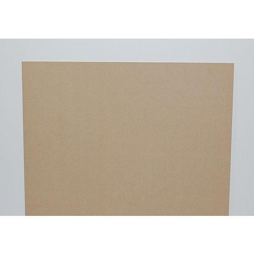 1/8 Inch 4 Feet x 4 Feet Hardboard Handy Panel