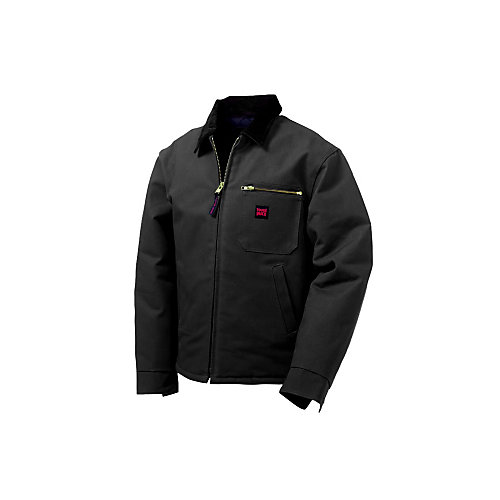 Black Work Jacket - 2XL