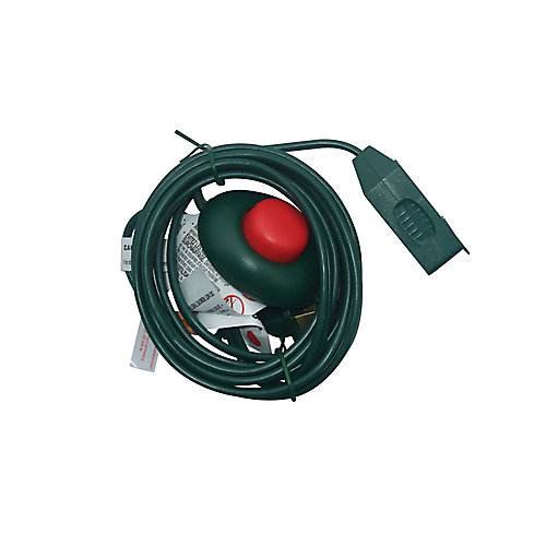 foot operated switch cord