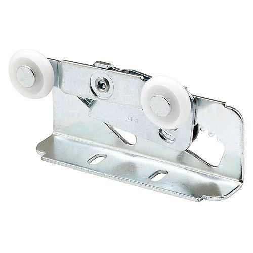 Twin Pocket Door Roller, Top Mount (2-pack)