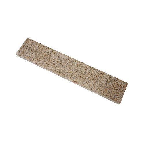 20-inch Granite Side Splash in Beige