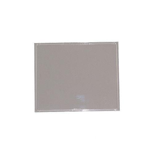Oculaire - 4 1/2 x 5 1/4 po - transparent