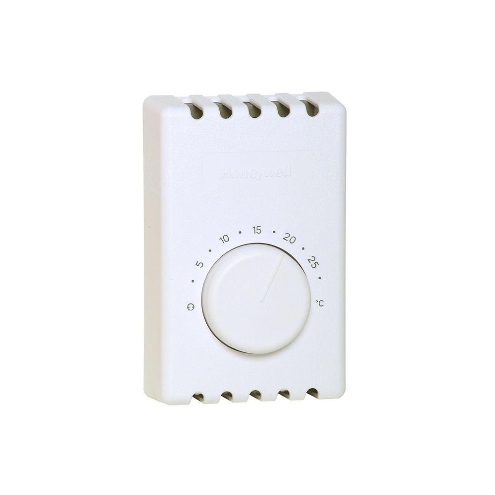 Thermostat de plinthe électrique   40 fils