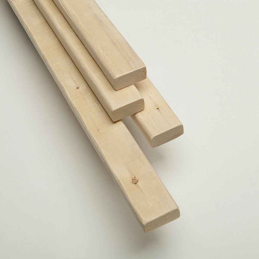 HDG 1x2x8 Framing Lumber