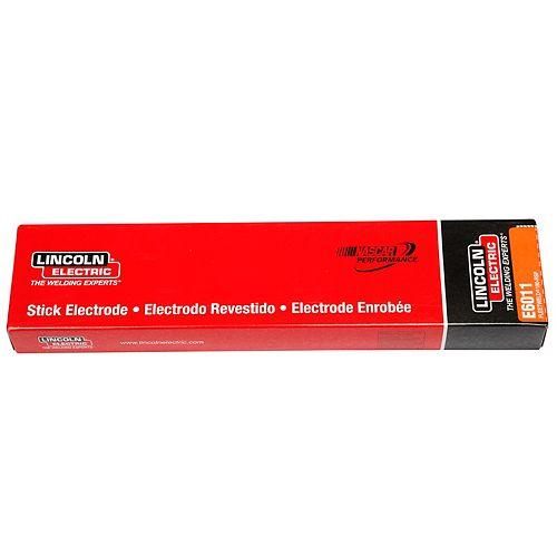 Fleetweld 180 (E6011) 3/32 inch. Stick Electrode (5 lbs.)
