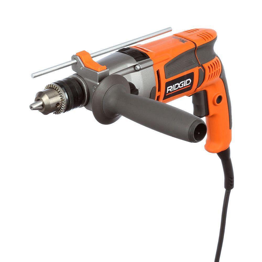 RIDGID 8.5-Amp 1/2 in. Heavy Duty Hammer Drill